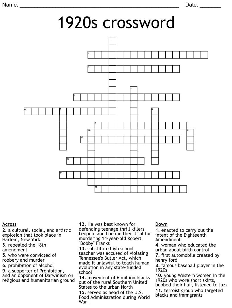 Chapter 20 Bingo Cards - WordMint