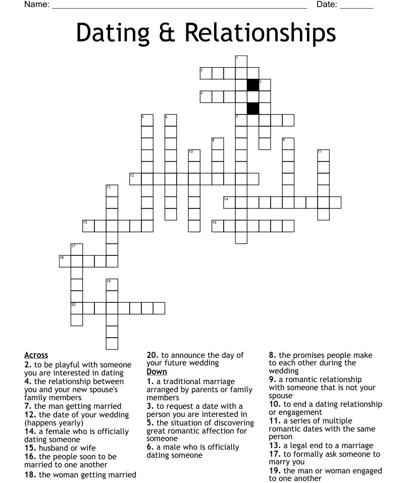 Crosswords Dating Site. - Crossword King - Magazinul web Chrome